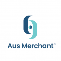 blockchain australia ausmerchant logo